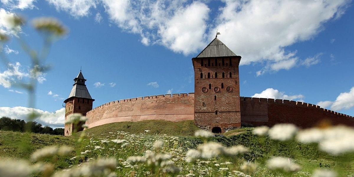Знакомство с Великим Новгородом