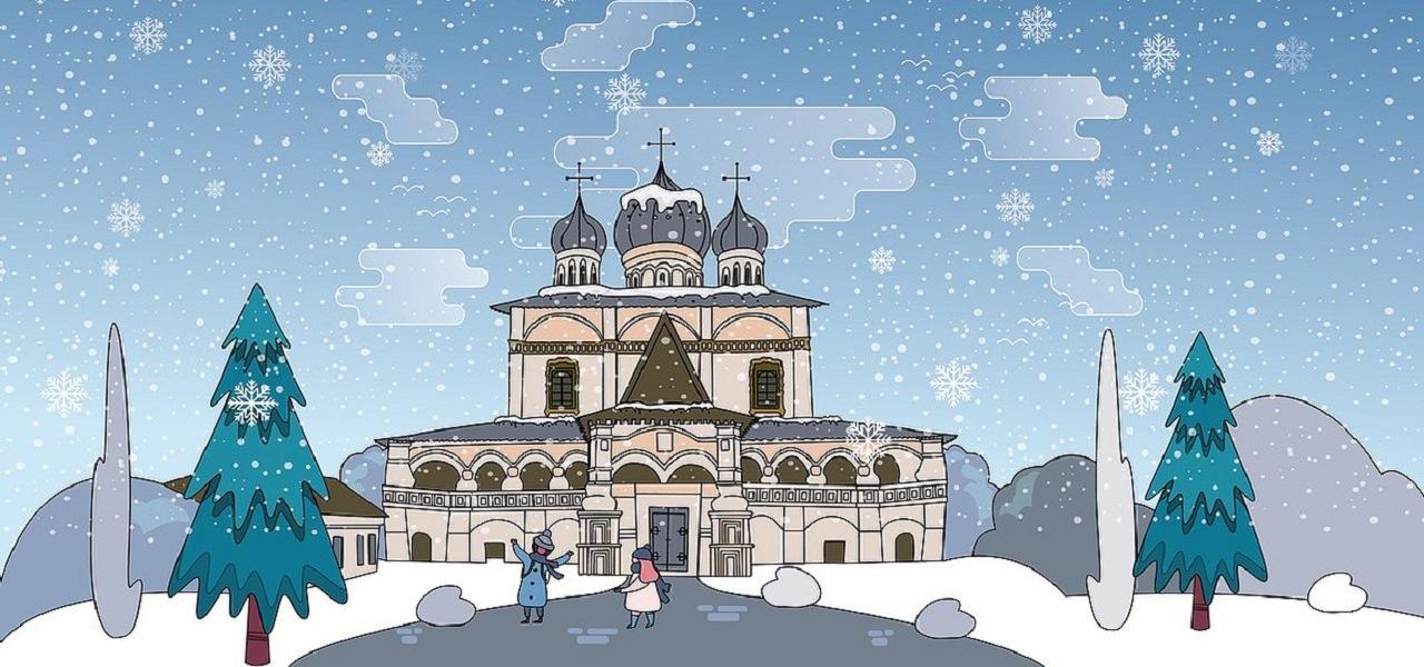 Новогодние каникулы в Великом Новгороде