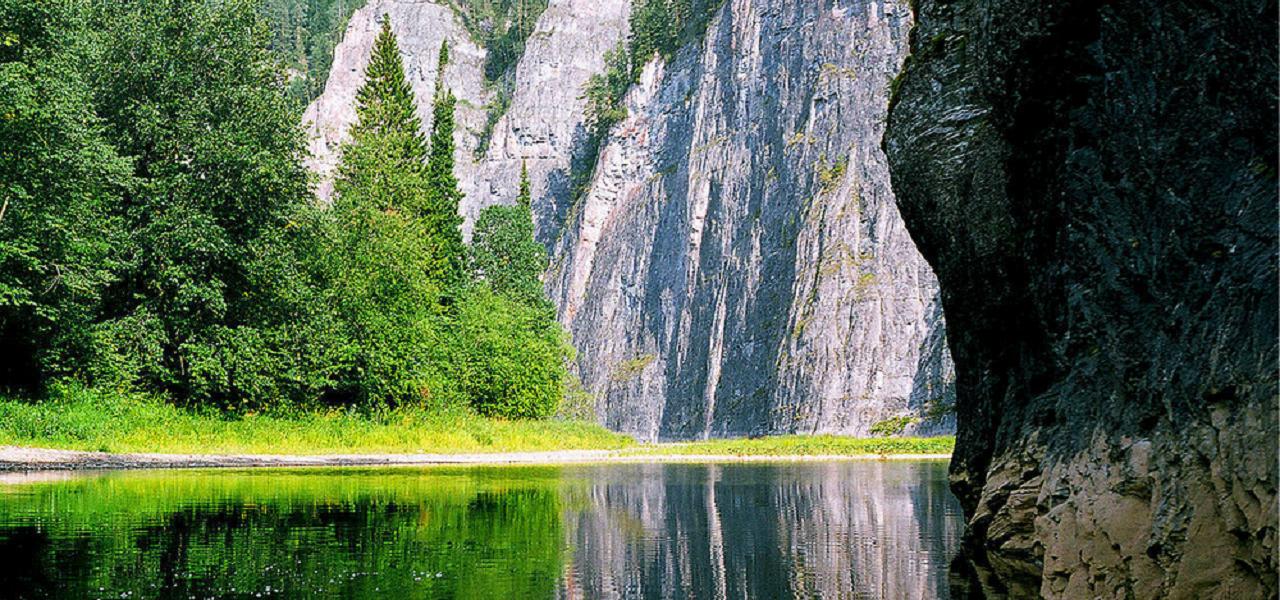 Уральские самоцветы (река Зилим)
