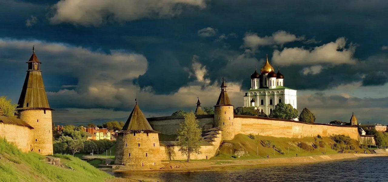 В.Новгород - Псков-Изборск-Печоры - Пушгоры