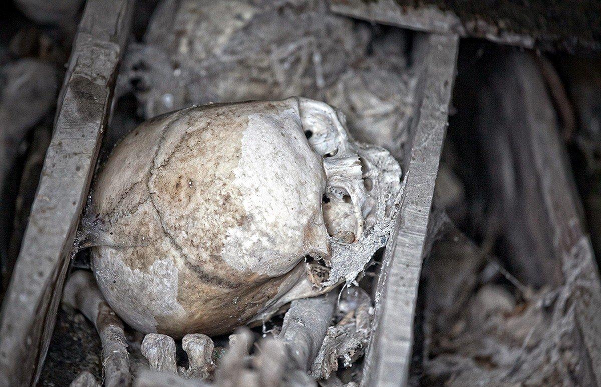 Город 10 000 мертвецов. Северная Осетия