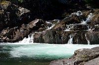 Водопады реки Шинок