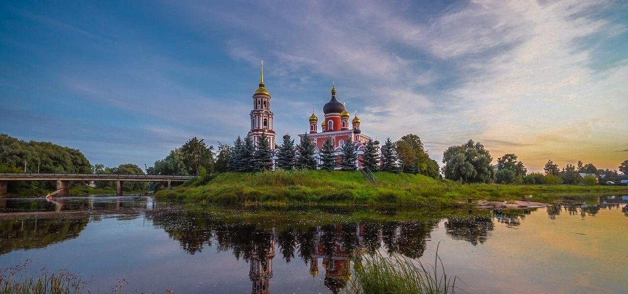 Великий Новгород - Старая Русса