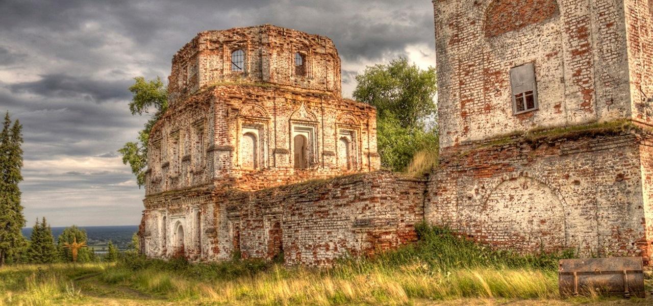 Красногорский Богородицкий монастырь