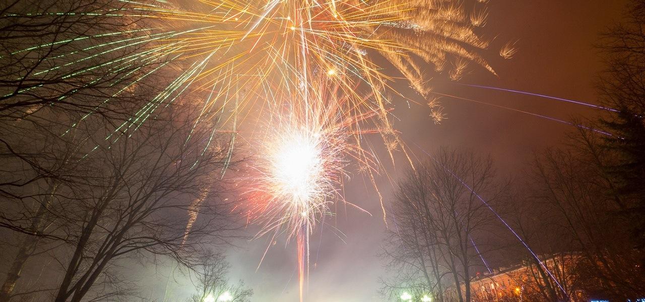Новогодние истории в Новгороде