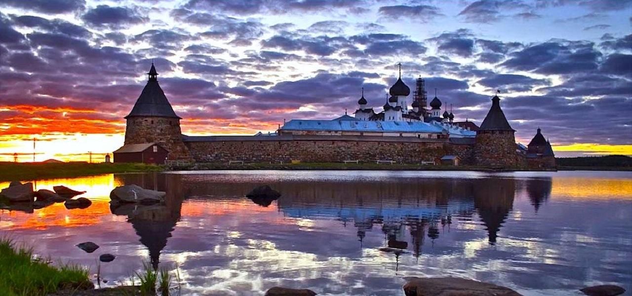 Каргополь - Соловецкие сотрова