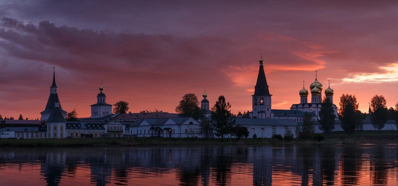 Великий Новгород-Валдай