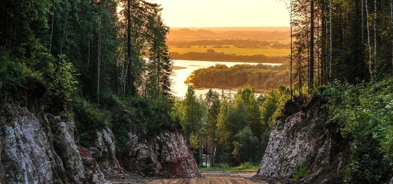 Река Сотка — заповедная красота